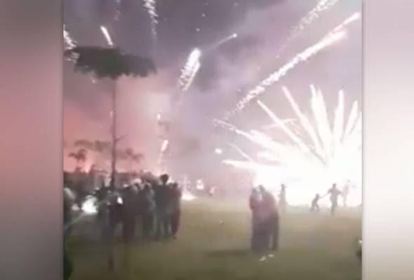 PBT perlu lantik penganjur pertunjukan bunga api terlatih - Exco Selangor