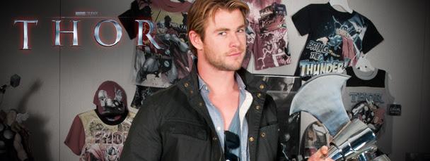 Thor visita a Marvel