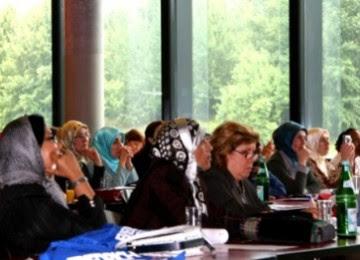 Zahnrader, Wadah Himpunan Muslim di Jerman