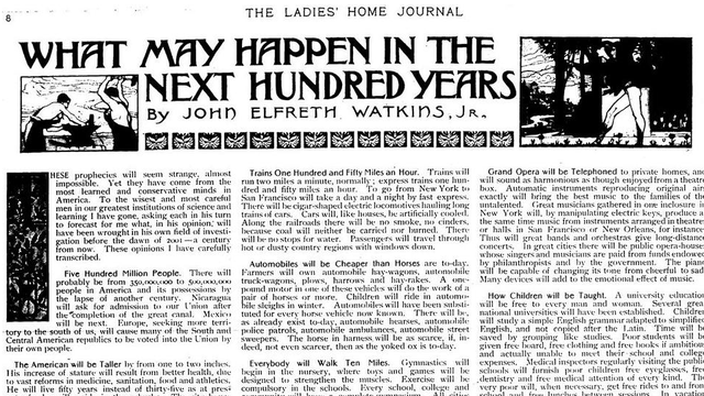 Click here to read What the Future Looked Like 100 Years Ago (And 5 Predictions That Came True)