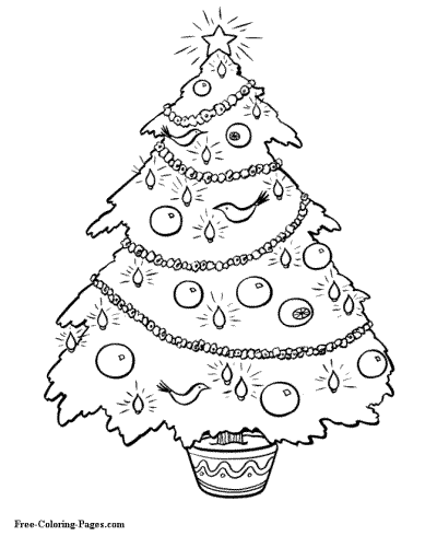 51 Top Christmas Colouring Pages A4 Size For Free
