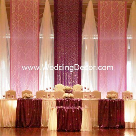 WeddingDecor.com   Wedding Backdrops and decorations