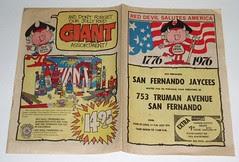 1976 Red Devil Fireworks brochure