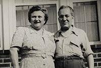 Irene and Joseph Rosenberg