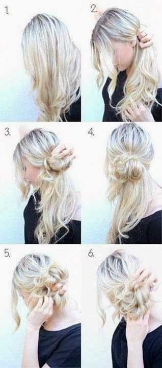 Acconciatura capelli lunghi facile e bellissima! YouTube