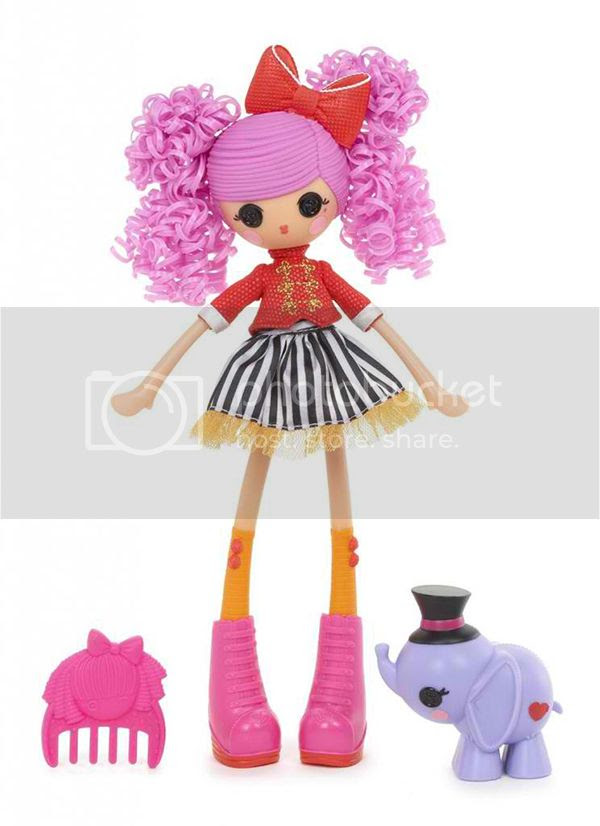 Lalaloopsy Girl's Peanut Big Top Doll