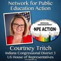 NPE Action endorses Indiana's Courtney Tritch for Congress