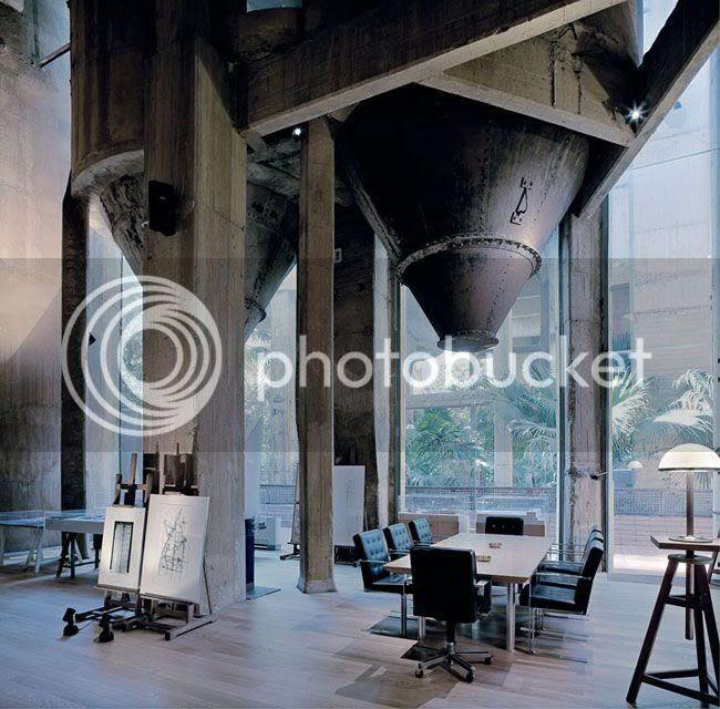 cementhome003 Bekas Kilang Simen Kini Studio Arkitek, Pejabat & Kediaman Mewah