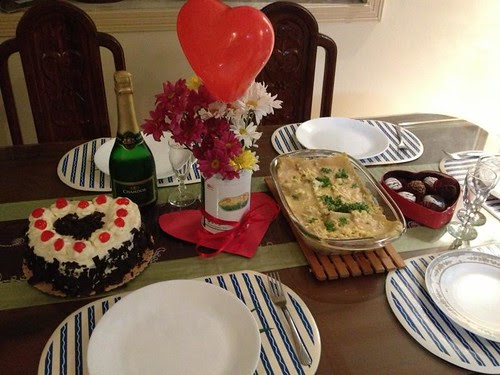 Valentine's Day at home photo by Azrael Coladilla