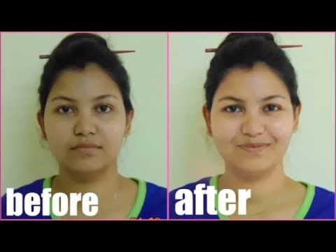How to easily remove sun tan from your face