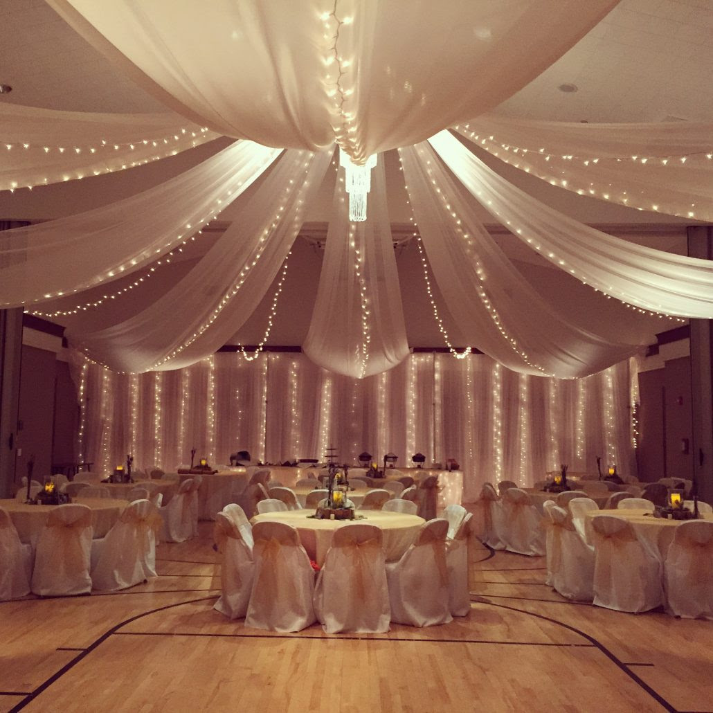 Wedding Hall Ceiling Decorations