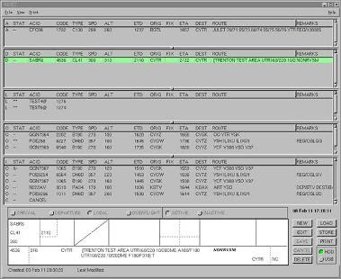 Automated Flight planning software