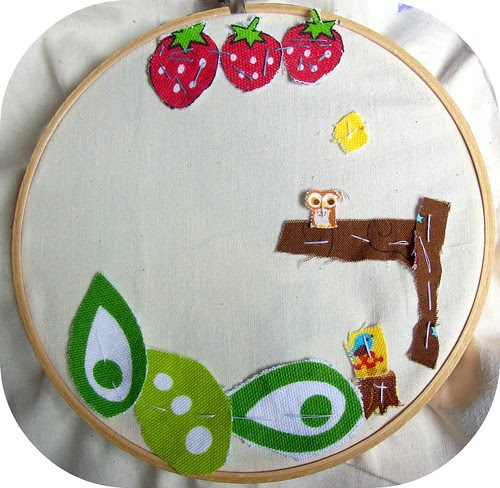 L's embroidery