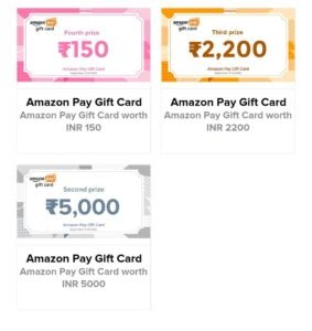 [धमाका लूट] TikTok Club- Refer only  2 Friends & Get ₹150 Amazon Gift Card   Proof
