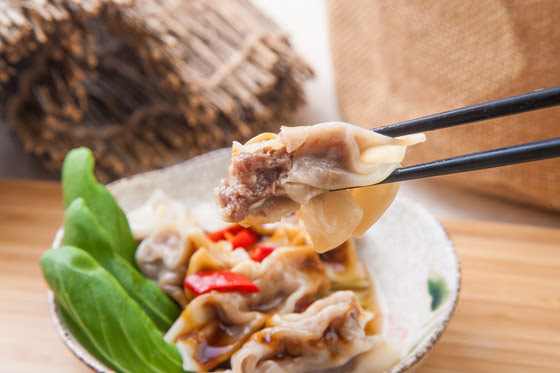 花蓮一品香/鮮蝦扁食/牛肉扁食/扁食