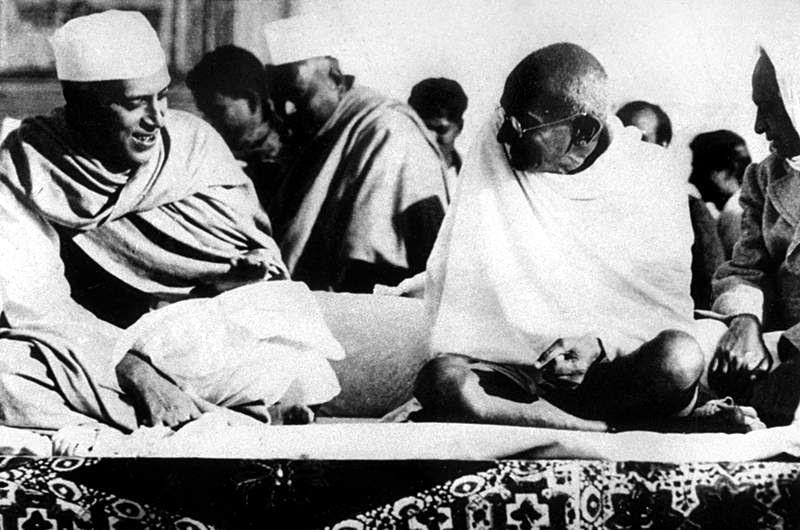 File:Nehru Gandhi 1937.jpg