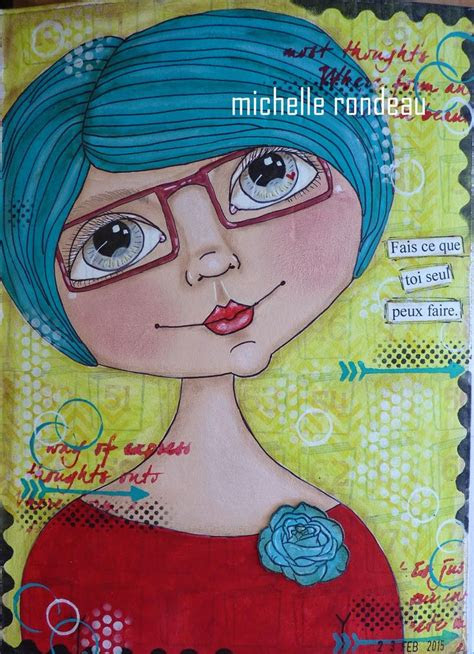 images  whimsical faces  pinterest