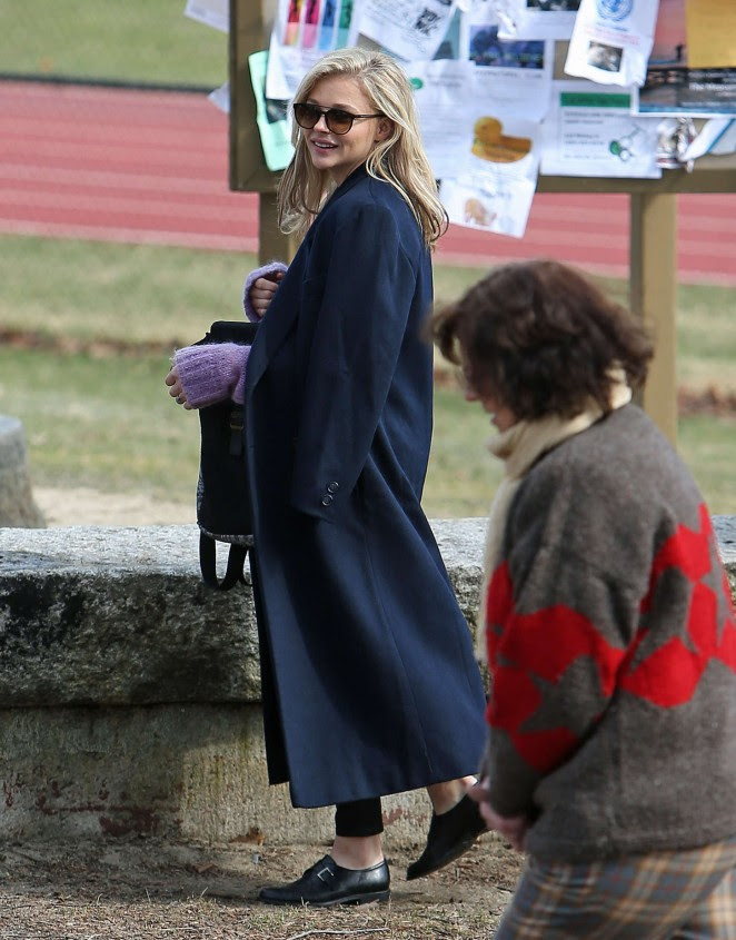 Chloe Moretz on November Criminals set -05