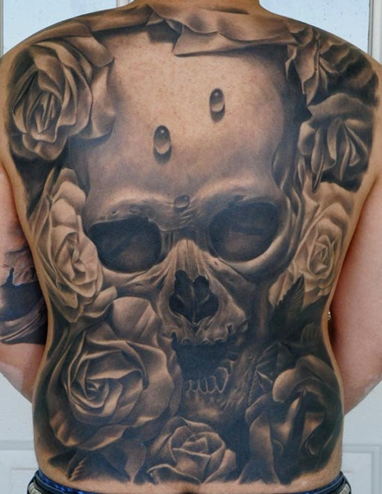 21 Most Wicked Skull Tattoos That You Ever Seen Design Of Tattoos