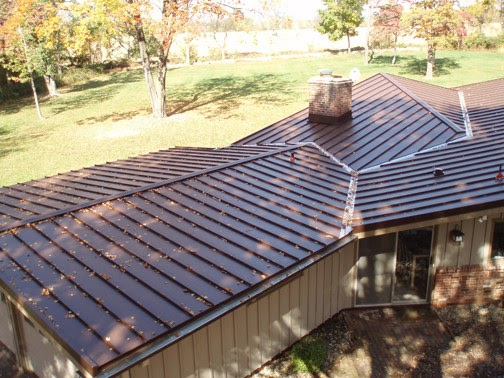 Low Slope Roofing Choices For Mid Century Homes
