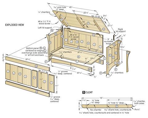 Oktober 2016 Woodworking Plans