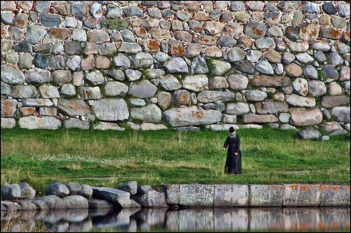 Соловки. Старый монах/3673959_k21 (700x464, 79Kb)