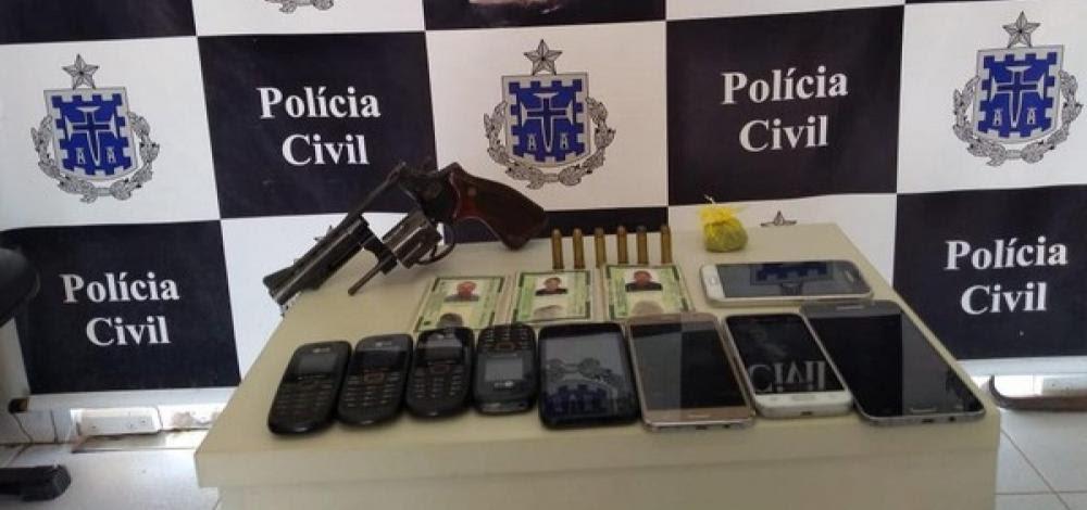 Foto: Divulgação   SSP/BA