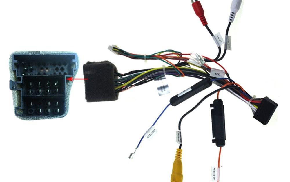 Webasto Wiring Harness