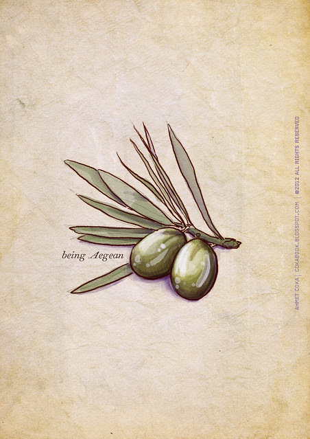 being olive in Aegean
