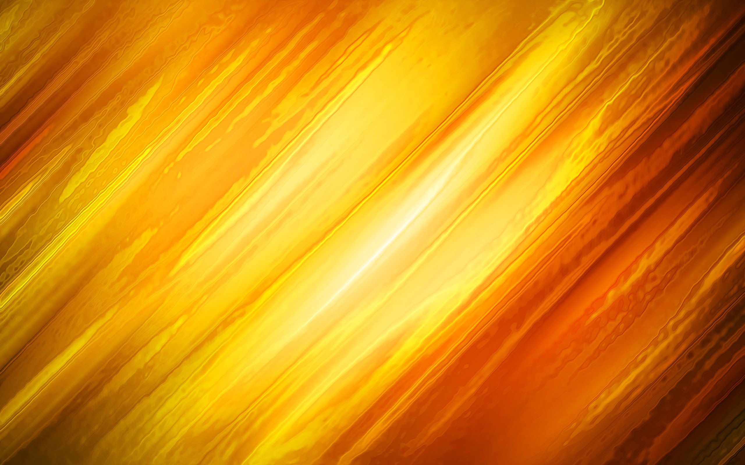 2560x1600 Abstract Yellow and Orange Background desktop PC ...