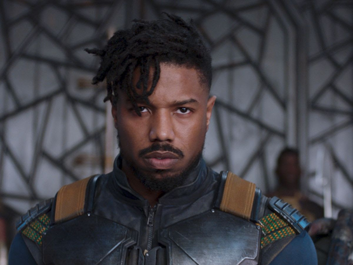 Black Panther's Villain Is Responsible For This Hair Trend