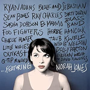 Norah Jones- Featuring Norah Jones cover