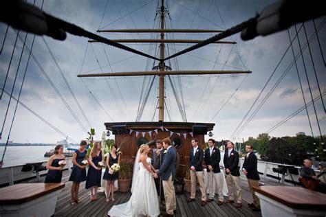 Moshulu Wedding   Amanda & David » McMasters Wedding
