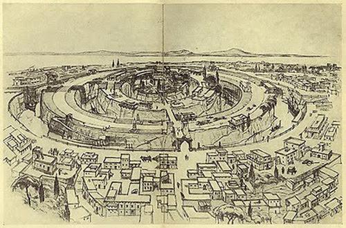 أتلانتيس- المدينة الوهمية