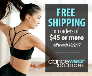 Free Shipping on orders of $45 or more