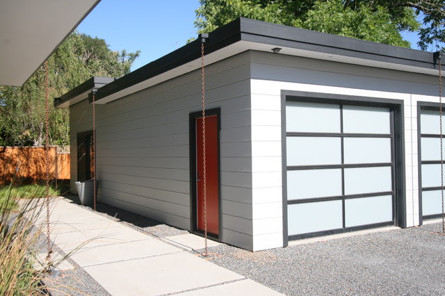 In Town - modern - garage and shed - san francisco - by ARC Design