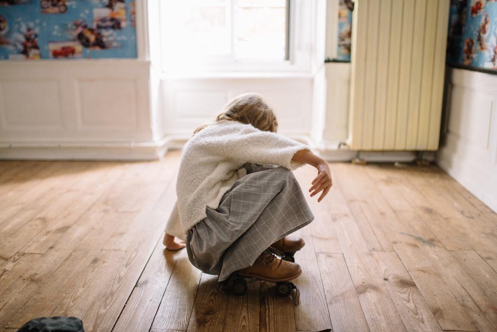 BABIEKINS MAGAZINE | Home Alone in Lyon