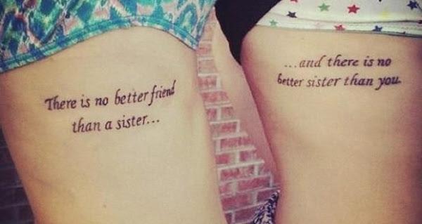 8 Ejemplos En Los Que La Amistad Cobra Valor A Través De Un Tatuaje