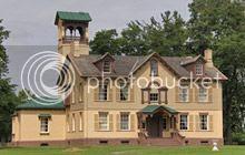 home of Angelica Van Buren and her family