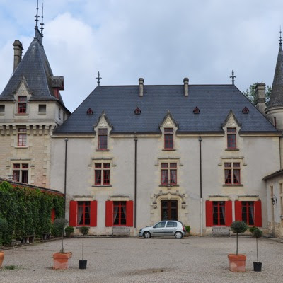 De Pressac - the chateau