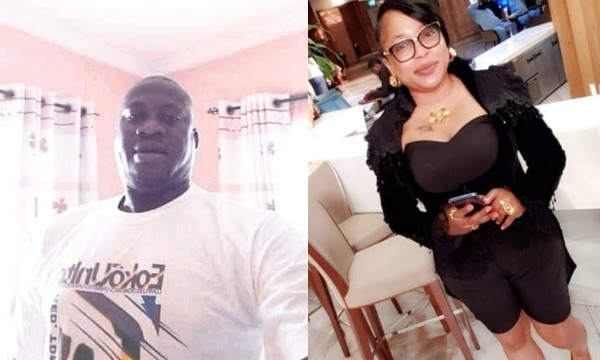 I only touched Kemi Afolabi when describing a role of a movie to her - Laide Olabanji denies rape allegations again