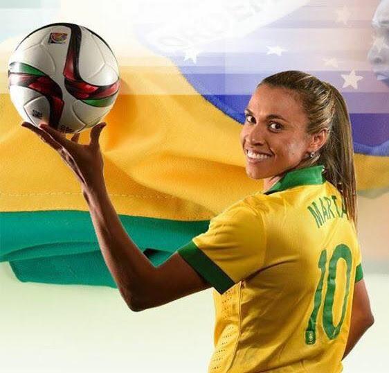 ONU Mulheres anuncia Marta Vieira da Silva como embaixadora global da Boa Vontade/planeta 50 50 onu mulheres ods noticias meninas marta igualdade de genero direitosdasmulheres