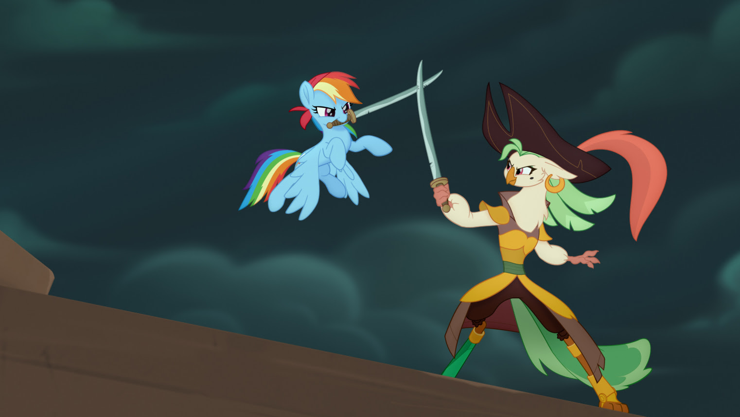An ode to My Little Pony: The Movie and its brand new trailer screenshot