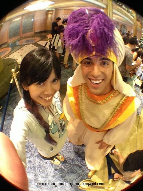 Aladdin - Disney Cruise Line