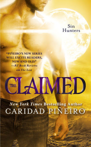 The Claimed (Sin Hunters,#2)
