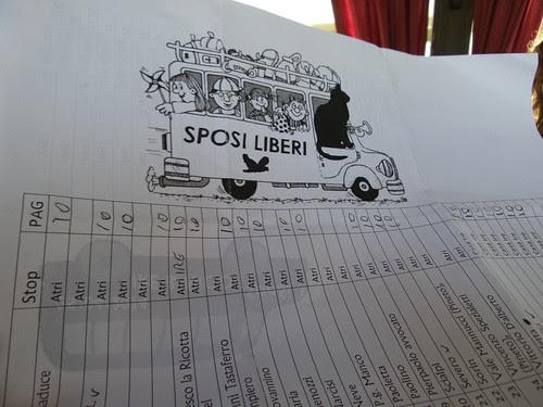 Sul l'autobus degli #SposiLiberi by Ylbert Durishti
