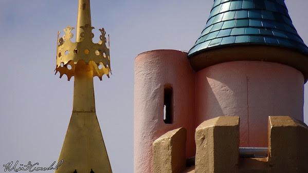 Disneyland Resort, Disneyland, Sleeping Beauty Castle, Missing, Conical Spire