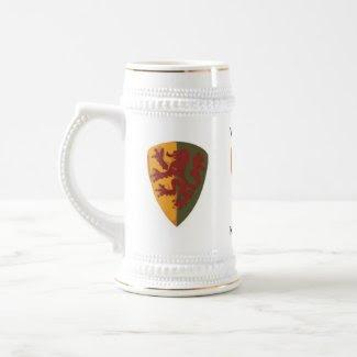 William Marshal Mug mug
