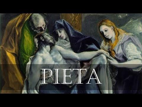 Pieta (Oyayi Sa Paanan Ni Hesus) Lyrics - Hangad