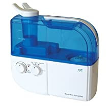 Spt Su 4010 Ultrasonic Dual Mist Warmcool Humidifier With Ion